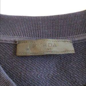 bf2ad37006ba66 Prada Shirts - Sweater Sweatshirt